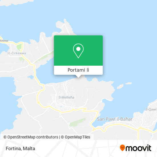 Mappa Fortina