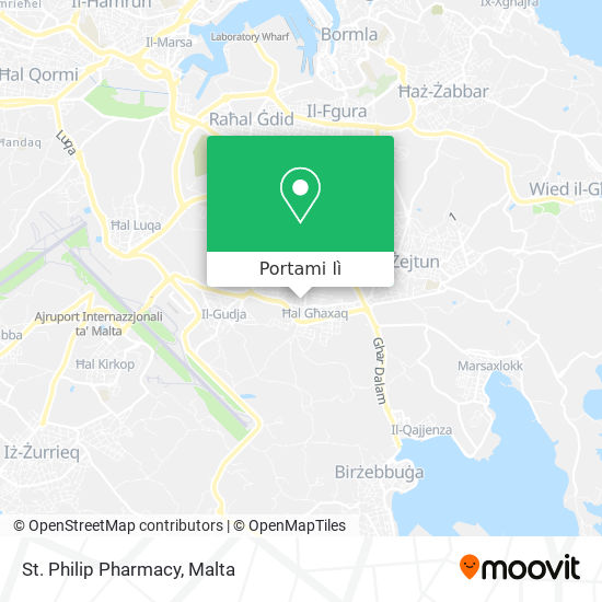 Mappa St. Philip Pharmacy