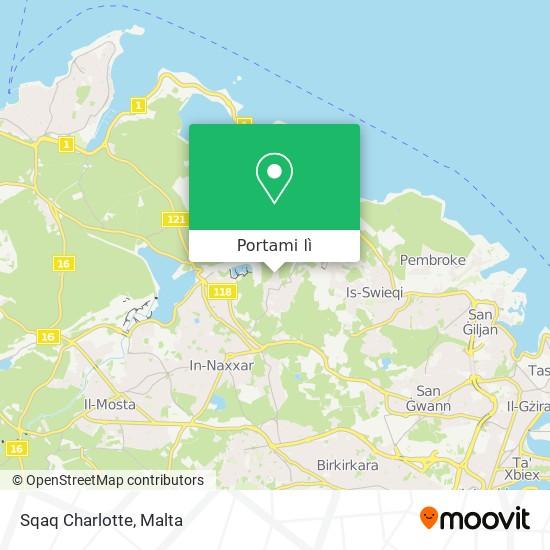 Mappa Sqaq Charlotte