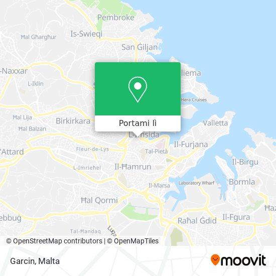 Mappa Garcin