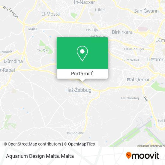 Mappa Aquarium Design Malta