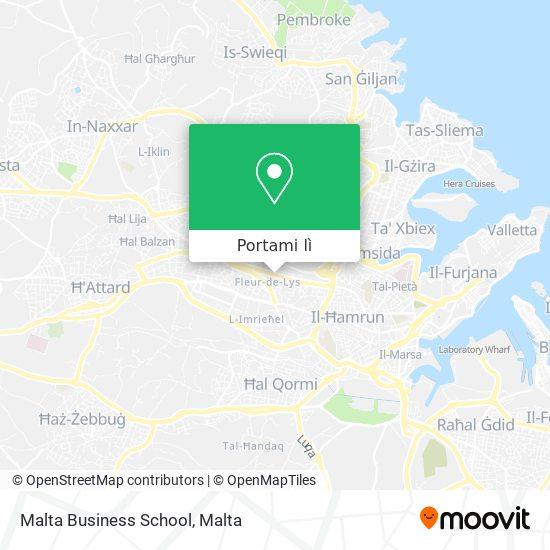 Mappa Malta Business School
