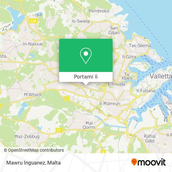Mappa Mawru Inguanez