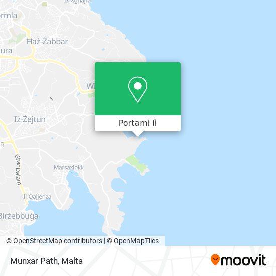 Mappa Munxar Path