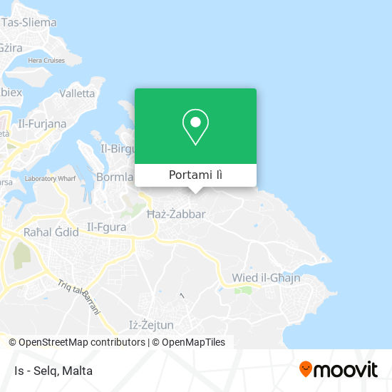 Mappa Is - Selq