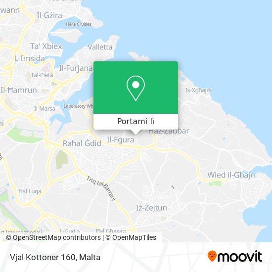 Mappa Vjal Kottoner 160