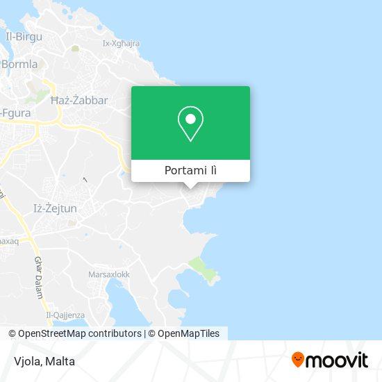 Mappa Vjola