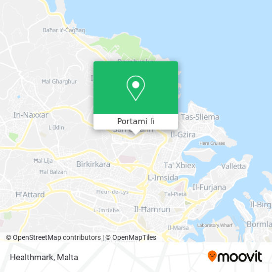 Mappa Healthmark