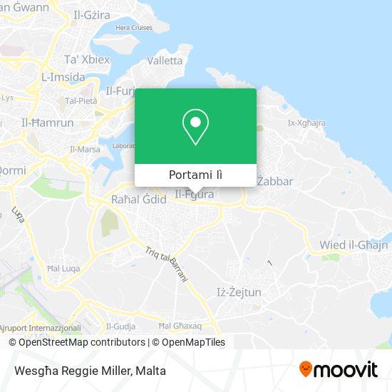 Mappa Wesgħa Reggie Miller