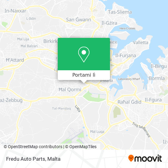 Mappa Fredu Auto Parts
