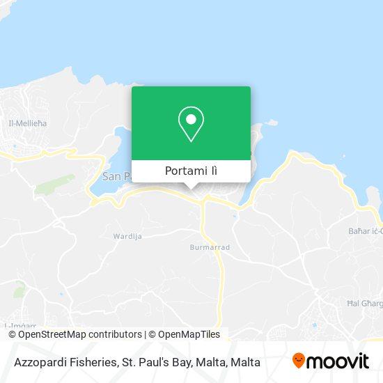 Mappa Azzopardi Fisheries, St. Paul's Bay, Malta