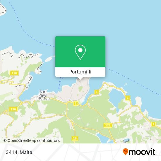 Mappa 3414