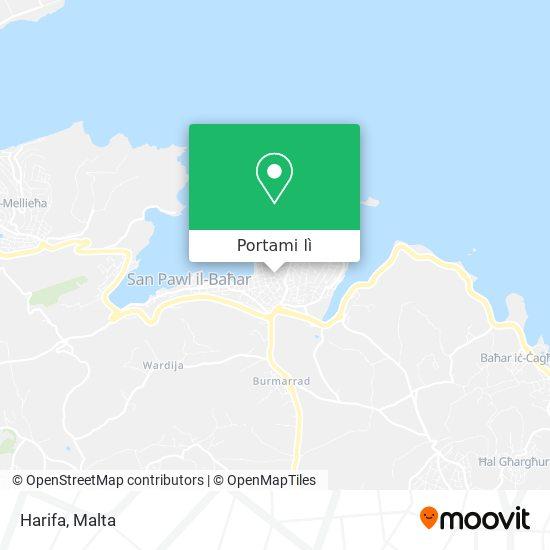 Mappa Harifa