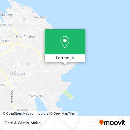 Mappa Patri & Wistin