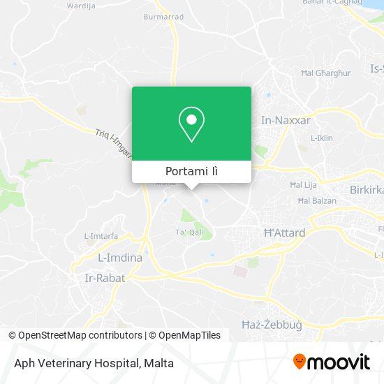Mappa Aph Veterinary Hospital