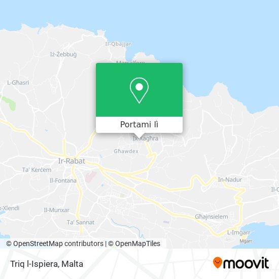 Mappa Triq l-Ispiera