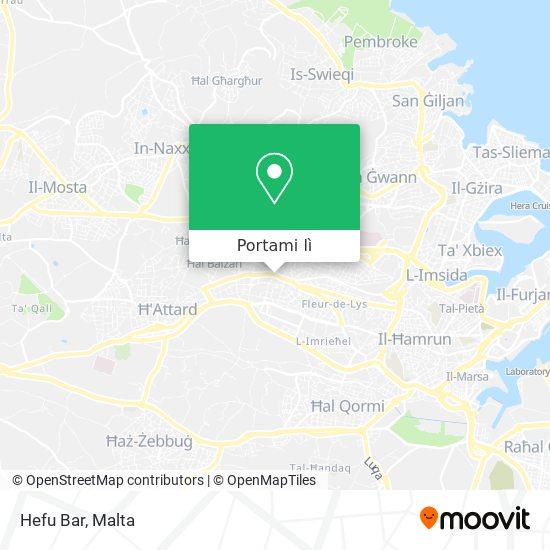 Mappa Hefu Bar