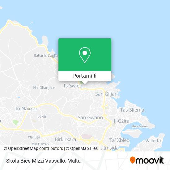 Mappa Skola Bice Mizzi Vassallo