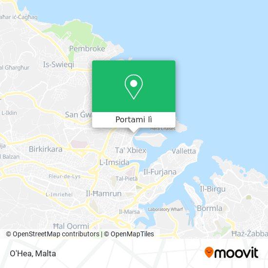 Mappa O'Hea
