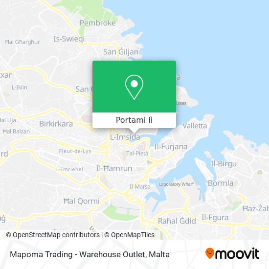 Mappa Mapoma Trading - Warehouse Outlet