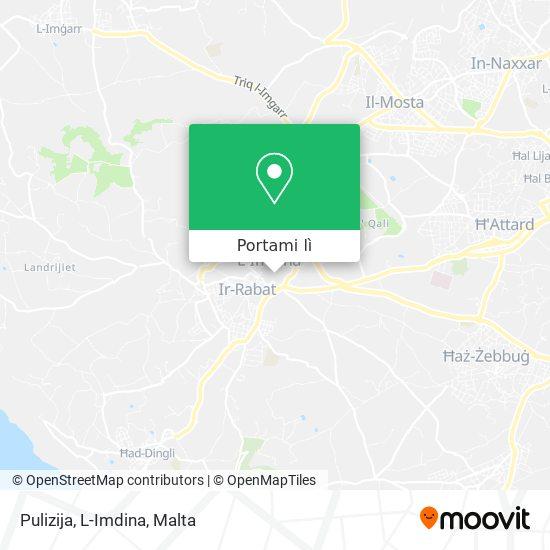 Mappa Pulizija, L-Imdina