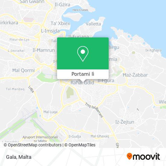 Mappa Gala