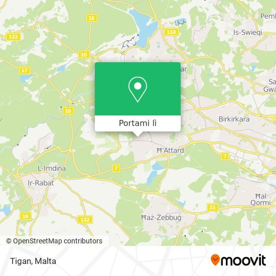 Mappa Tigan