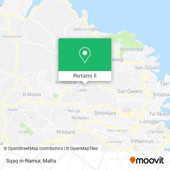 Mappa Sqaq in-Namur
