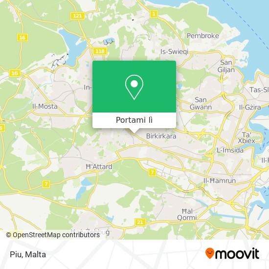 Mappa Piu