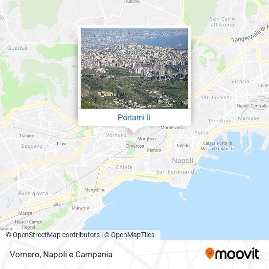 Cartina Vomero Napoli.Come Arrivare A Vomero A Napoli Con Bus Metro O Treno Moovit