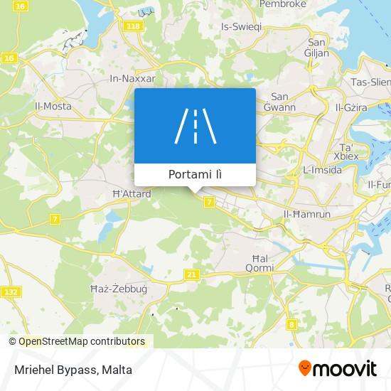 Mappa Mriehel Bypass