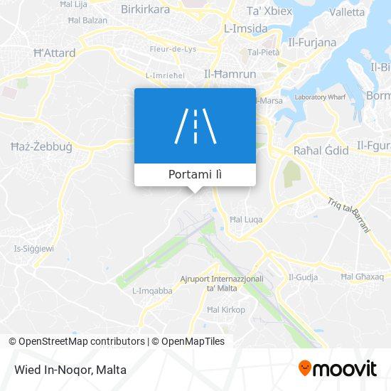 Mappa Wied In-Noqor