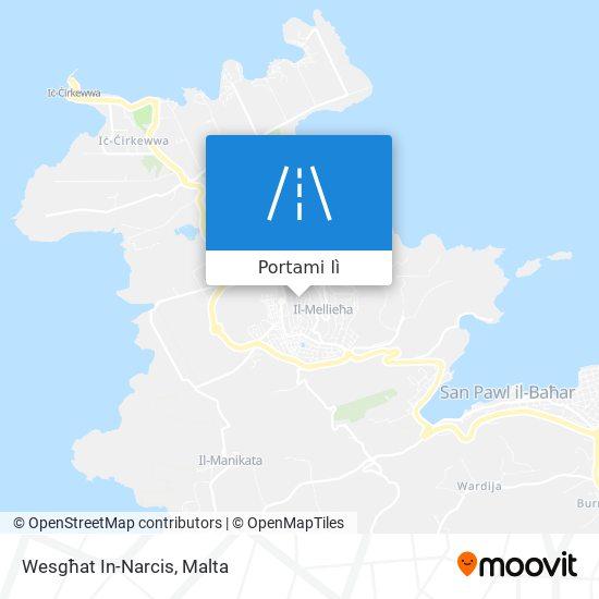 Mappa Wesgħat In-Narcis
