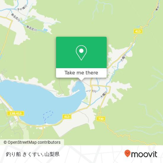 釣り船 きくすい地図