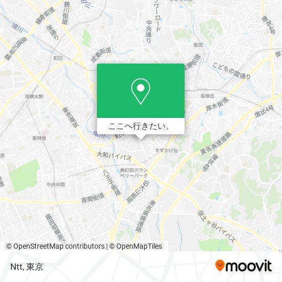 Ntt地図