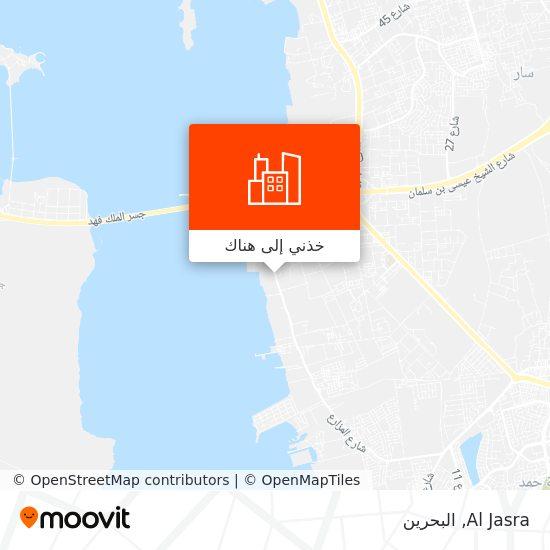 خريطة Al Jasra