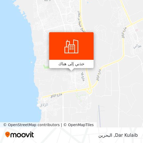 خريطة Dar Kulaib