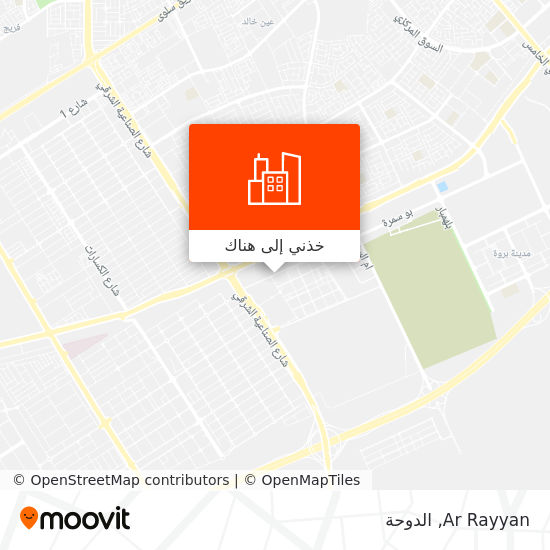 خريطة Ar Rayyan