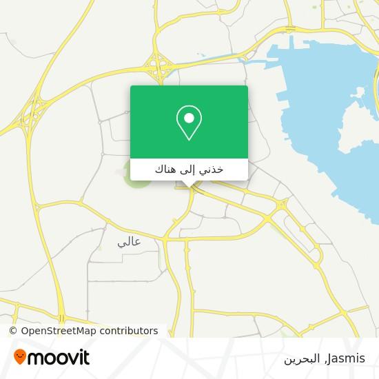 خريطة Jasmis