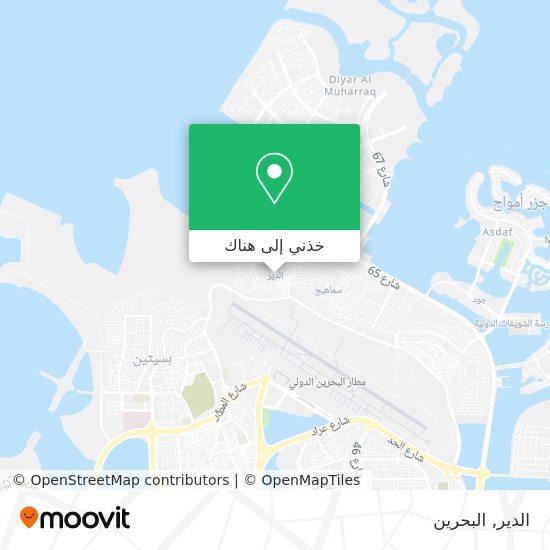 خريطة Al Dair