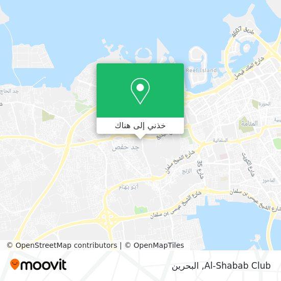 خريطة Al-Shabab Club