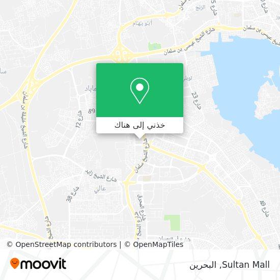 خريطة Salatan Mall