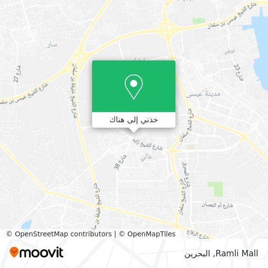 خريطة Ramli Mall