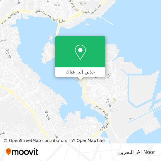 خريطة Al Noor
