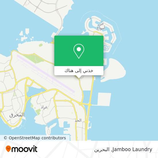 خريطة Jamboo Laundry