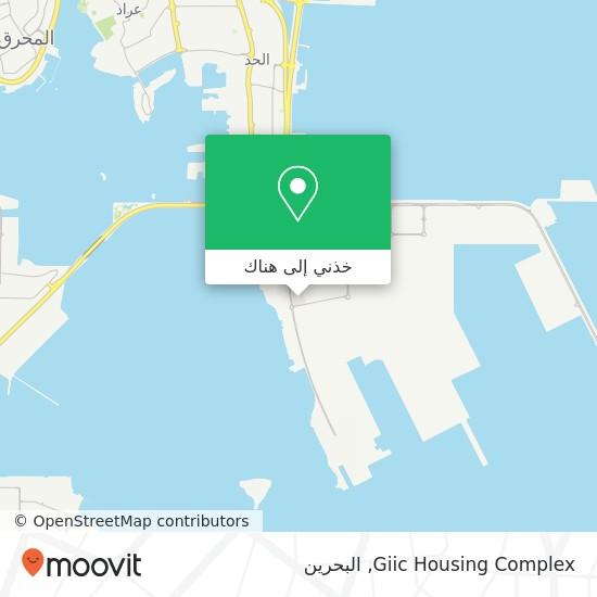 خريطة Giic Housing Complex