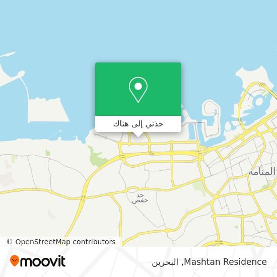 خريطة Mashtan Residence