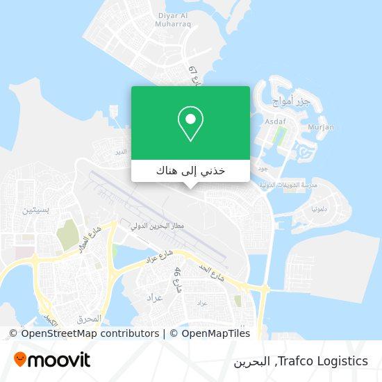 خريطة Trafco Logistics