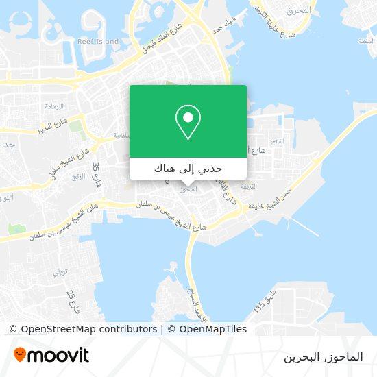 خريطة Al Mahooz