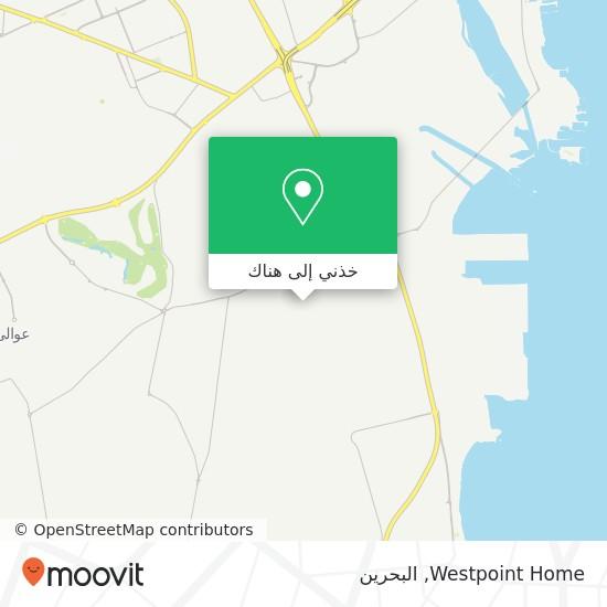 خريطة Westpoint Home